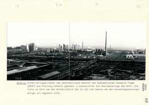"""Bildbericht zur Explosion im Gaskombinat """"Schwarze Pumpe"""" am 22. Februar 1982"""