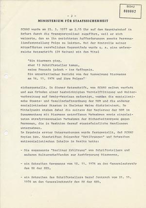 """Information über die Verhaftung eines ehemaligen Vikars wegen """"staatsfeindlicher Hetze"""""""