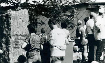 XVI. Rennsteiglauf im Thüringer Wald