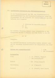 Inoffizielle Absicherung der DDR-Olympiamannschaft