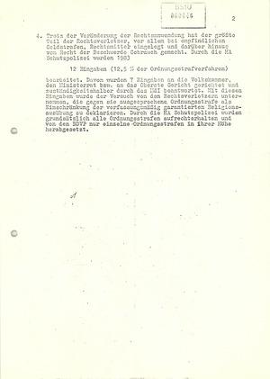 Übersicht über Ordnungsstrafverfahren gegen ehemalige Zeugen Jehovas 1983