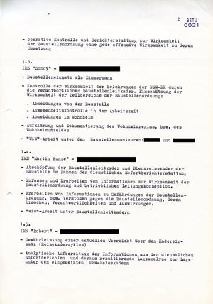 """Konzeption zum Einsatz von IM auf der Baustelle """"Treffpunkt Rotebühlplatz"""""""