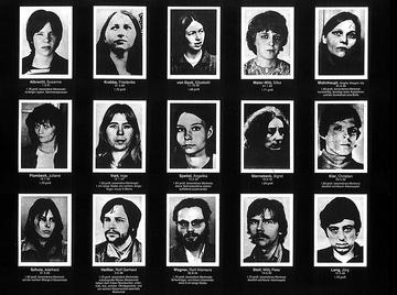 Sammlung: Stasi und RAF
