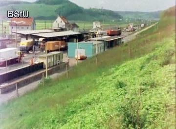 """""""Grenzkontrollpunkt Wartha"""" - MfS-Lehrfilm über Grenzkontrollen"""