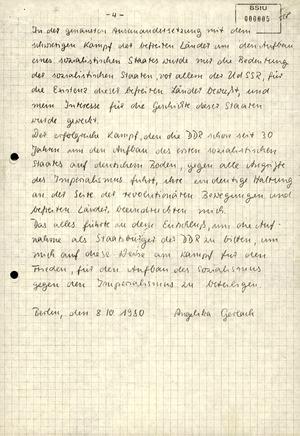 fiktiver lebenslauf der raf aussteigerin silke maier witt angelika gerlach - Handgeschriebener Lebenslauf Fur Einburgerung
