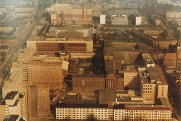 Die Stasi-Zentrale in Berlin-Lichtenberg