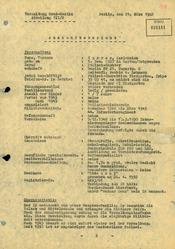 """""""Auskunftsbericht"""" von 1962 über GM """"Otto Bohl"""" alias Karl-Heinz Kurras"""