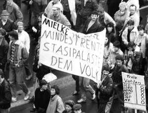 Fotodokumentation der Demonstration gegen staatliche Gewalt und für Meinungs- und Versammlungsfreiheit
