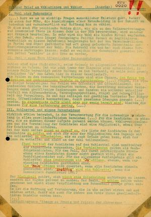 """Offener Brief der Initiativgruppe """"Absage an Praxis und Prinzip der Abgrenzung"""""""