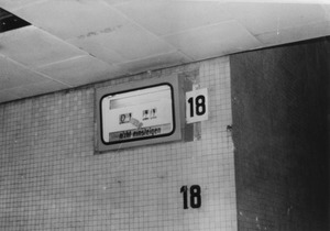 """Fotodokumentation über Schäden am Dresdner Hauptbahnhof nach Durchfahrt der """"Botschaftsflüchtlinge"""""""