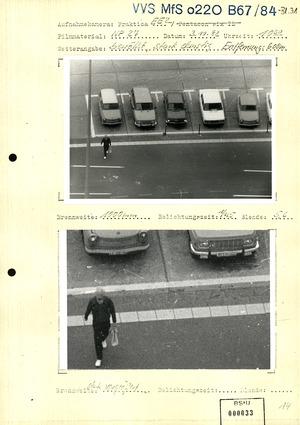 Fototechnik auf dem Berliner Fernsehturm