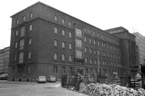 """Westflügel von """"Haus 7"""" in der Stasi-Zentrale"""