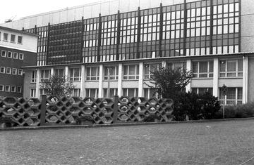 """Blick auf """"Haus 18"""" in der Stasi-Zentrale"""