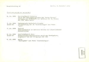 Übersicht zu Besetzungen von Kreis- und Bezirksämtern des AfNS