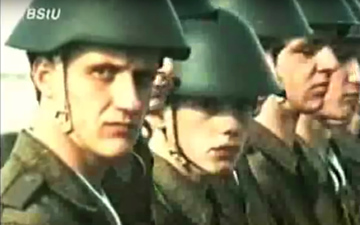 """Lehrfilm """"Dzierzynski Soldaten"""" über das MfS-Wachregiment """"Felix Edmundowitsch Dzierzynski"""""""