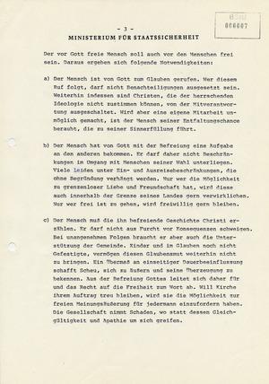 """Information über das Querfurter Papier """"Frieden und Gerechtigkeit heute"""""""