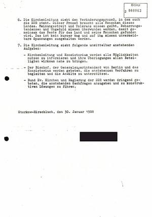 Stellungnahme der Kirchenleitung der evangelischen Kirche in Berlin-Brandenburg nach der Liebknecht-Luxemburg-Demonstration