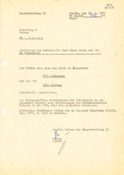 Bitte um Einleitung von Postkontrolle im Kreis Judenburg und dem Ort Zeltweg (Österreich)
