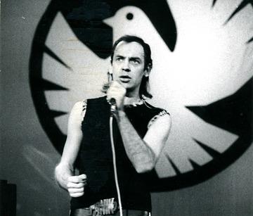 Udo rockt für den Weltfrieden