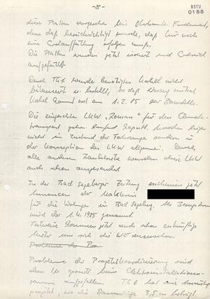 """Bericht des IMS """"Karsten Wolf"""" zu seinem Einsatz auf einer Baustelle in Bad Segeberg"""
