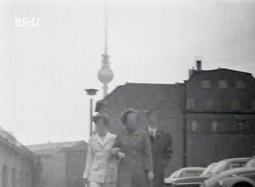 Beobachtung einer der Spionage verdächtigen ehemaligen DDR-Bürgerin