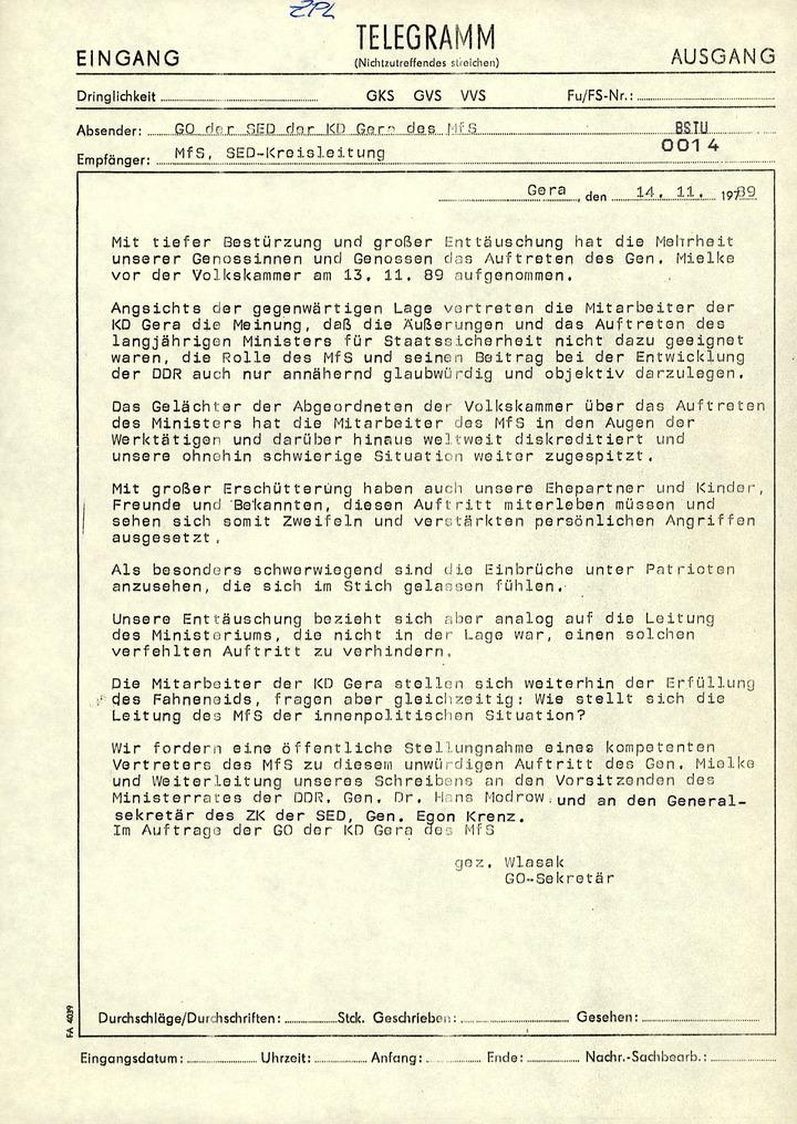 Politburo Des Zk Der Sed Mediathek Des Stasi Unterlagen Archivs