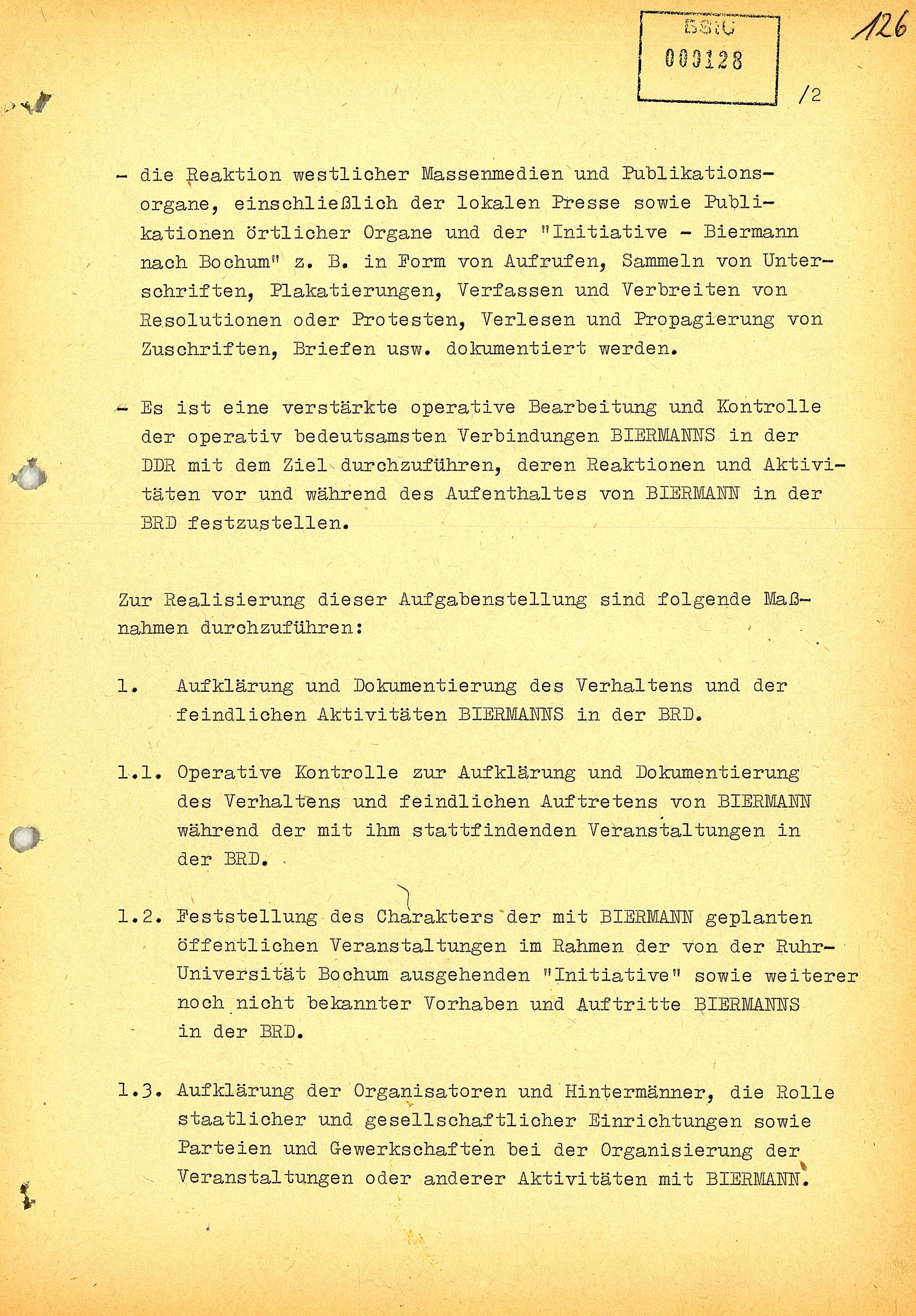 DDR:Stasi BV Potsdam,Für aktive Mitarbeit.Schrift auf Metall