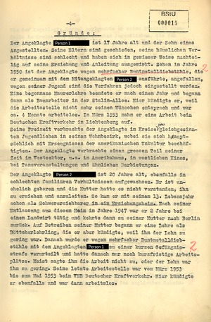 Urteil des Berliner Stadtgerichts