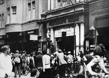 Demonstrationen und Besetzung der MfS-Kreisdienststellen in Görlitz und Niesky