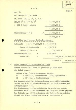 """""""Wertermittlung für das Grundstück 'Ausbildungsgelände' Gädebehn, Crivitzer Chaussee"""""""
