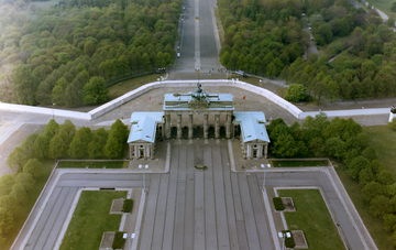 Innerdeutsche Grenze und Berliner Mauer