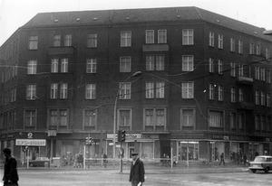 Außenansicht des Wohnhauses von Wolf Biermann