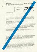 Anweisung Mielkes zur konsequenten Zurückdrängung aller gegen das DDR-Regime gerichteten Handlungen