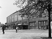 Fotodokumentation der Grenzübergangsstelle Bahnhof Friedrichstraße in Ost-Berlin