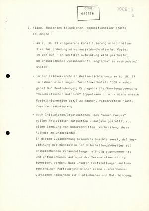 """Hinweise für die Kollegiumssitzung zur Aktion """"Jubiläum 40"""""""